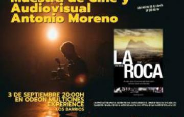 'La Roca', 'Bla, bla, bla', 'La última víctima' o 'Luz verde', se podrán ver en la  I Muestra de Cine y Audiovisual Antonio Moreno