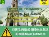 Aplazada la celebración del aniversario de la villa organizada por el Casino de Los Barrios con la colaboración de Cultura